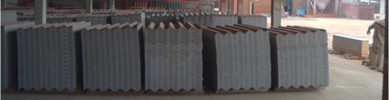 Ifc ivoirienne de fibrociment - Plaque ondulee pour toiture ...